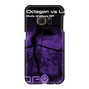 JonBradica Samsung Galaxy S6 Protector Hard Phone Cases Unique Design Fashion Muse Band Skin [uGl5074IdiL]