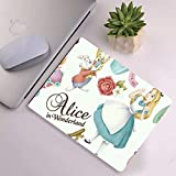 DISNEY COLLECTION Mouse Pad Rectangle Mouse Pad Alice in Wonderland Wallpaper Anti Slip