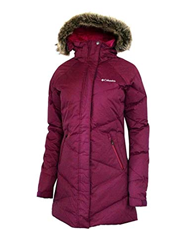columbia lady d down jacket - 5