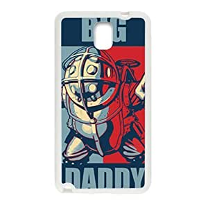 Big Daddy unique robot Cell Phone Case for Samsung Galaxy Note3