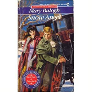 Snow Angel (Signet Regency Romance) by Mary Balogh (1991-06-04)