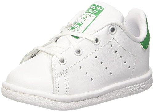 Trainer 'Stan Weiß Babies Smith Schuhe Grün Unisex adidas Schuhe Weiß Weiß q1w4gxF