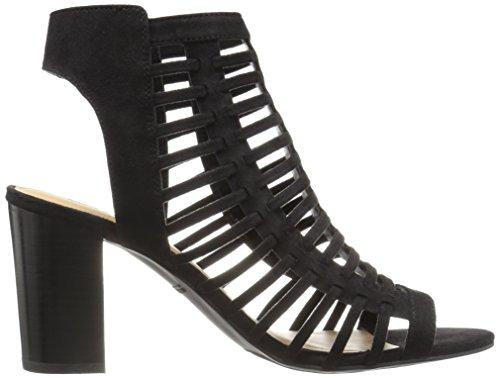 Women Spring Black Call Miriradia It Sandal Heeled nubuck SqU4Uf
