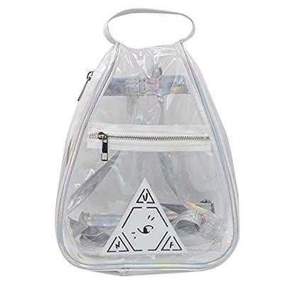 hot sale 2017 Felice Transparent Laser Backpack Clear PVC
