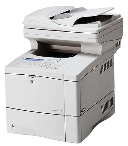 HP impresora Laserjet 4100 MFP/265280 páginas/impresora ...