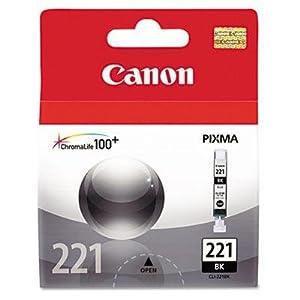 CANON CNM2946B001 CANON BR MP980-IP4600 - 1-CLI221B SD BLACK INK