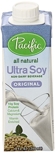 Pacific Foods Enriched Ultra-Soy Non-Dairy Beverage, Plai...