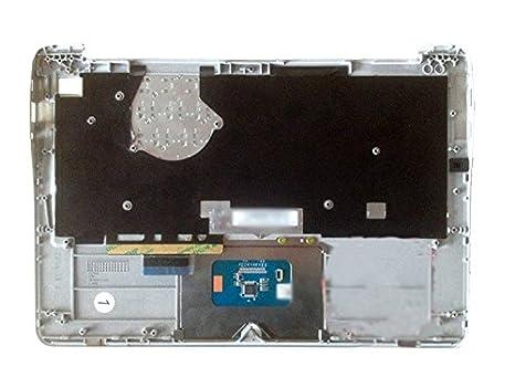 Reposamuñecas y Teclado para portátil LG 13Z940 LG13Z94, Color Blanco, Brasil BR con Panel táctil: Amazon.es: Electrónica