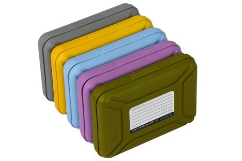 ORICO PHX-35 3.5 inch HDD Protector hard drive HDD protection Box case,5pcs(Purple,Grey,Blue,Orange&Green)