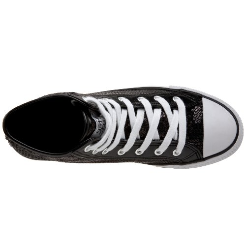 Moet Flitsen Zwart Van Vrouwen Ca-hidisco Sneaker