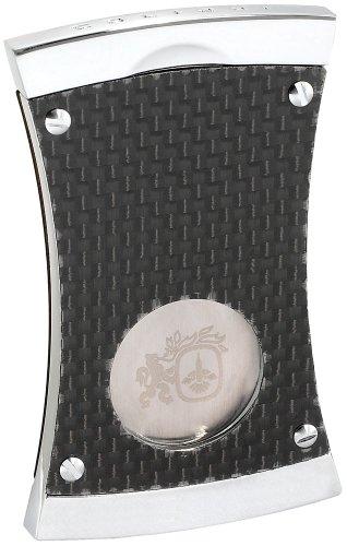 Colibri Carbon Fiber Cigar Cutter