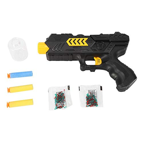 koulate 2 in 1 Shooting Toy Guns, Soft Bullet and Soak Crystal Bullet Toy Handgun for Kids Holiday Birthday Presents