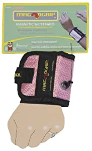 MagnoGrip 519-620 Lady's Pink Magnetic Wristband