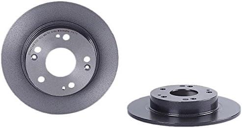 Brembo 08.A147.11 UV Coated Rear Disc Brake Rotor