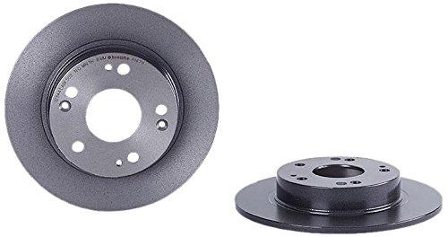 Brembo 08.A147.11 Rear Brake Disc - Set of 2 Brembo S.p.A.