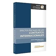 Efectos fiscales de los contratos internacionales