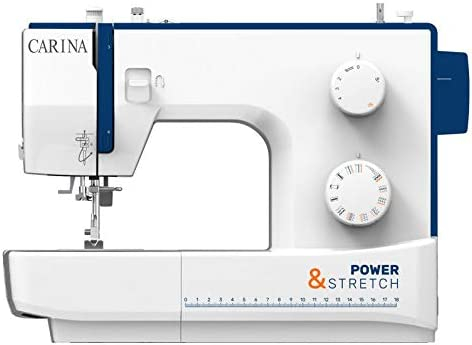 Carina Power Stretch 2020 - Máquina de Coser: Amazon.es: Hogar