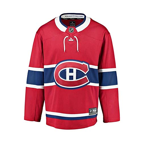 (VF NHL Jersey Kids Personalized Montreal Canadiens Hockey Jersey for Youth Mens(White/Red))
