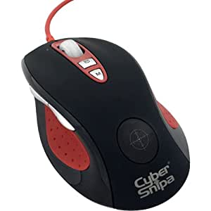 Cyber Snipa Stinger Laser Mouse