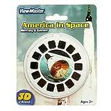 viewmaster reels space - America in Space View-Master 3 Reel Set in 3d