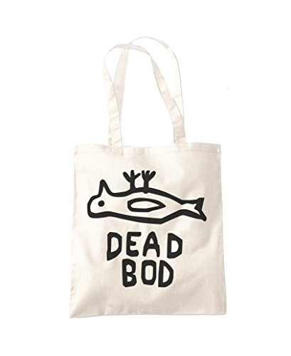Bod Natural Dead Shopper Tote Shopper Bag Fashion Dead Tote Fashion Bod CvxwXqUv
