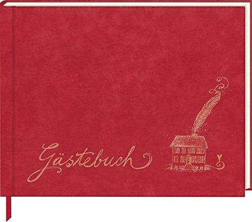 Gästebuch - Samt (Einschreibbücher)