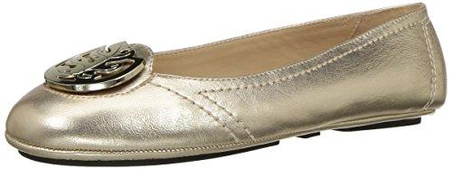 Tommy Ballet Flat Gold Bahama Women's Athens Floral qrrfnx