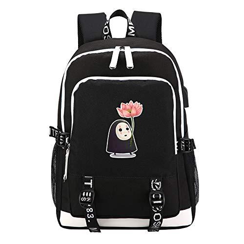 Spirited Printing Backpack Totoro Charging