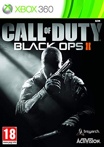 Call of Duty Black Ops II Xbox 360 (Best Rated Call Of Duty Game)