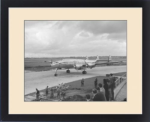 Framed Print of Lockheed Constellation