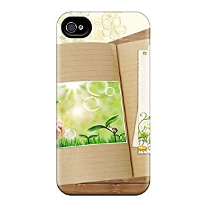 6 Scratch-proof Protection Cases Covers For Iphone/ Hot Book Of Spring Phone Cases