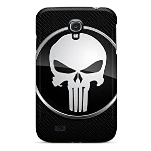 Protection Case For Galaxy S4 / Case Cover For Galaxy(punisher Logo)