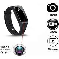 JOYCAM Wristband Video Recording Camera HD 1080P Rechargeable Smart Bracelet Portable Surveillance Camcorder