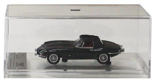 1/43 1961 ジャガーEタイプ シリーズ1 ソフトトップ ブラック CDG028