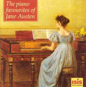 Piano Favorites of Jane Austin