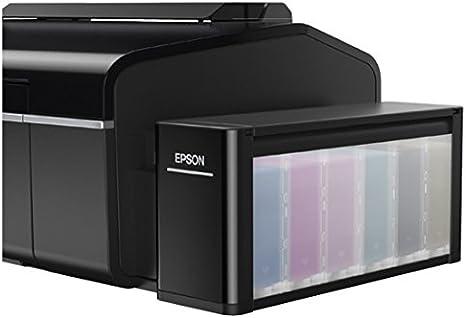 Epson L805 Impresora de inyección de Tinta Color WiFi - Impresora de Tinta (5760 x 1440 dpi, Black, Cyan, Magenta,Yellow, Paper Tray, 37 ppm, 38 ppm, 5 ipm) Ya Disponible en Amazon
