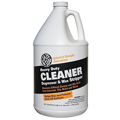 Stripper Gallon Bottle - Glaze 'N Seal 223 Clear Heavy Duty Cleaner Gallon, Plastic Bottle, 128 fl. oz.