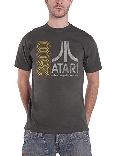 Atari T Shirt 2600 Retro