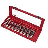Milwaukee 49-22-8410 Annular Cutter Kit 9 Piece