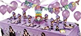 Justin Bieber Party Supplies Super Party Kit