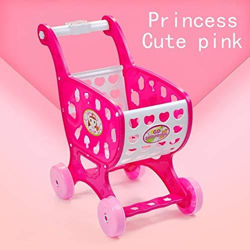 mini shopping cart simulation play