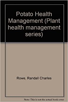 Book Potato Health Management (Plant Health Management)