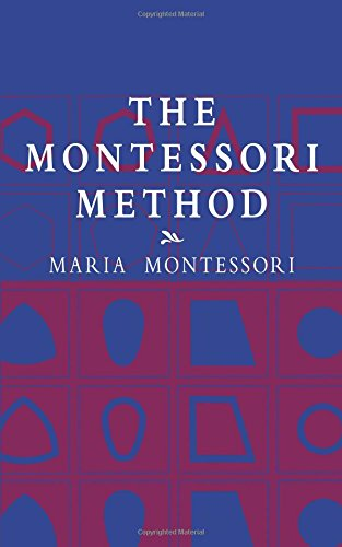 The Montessori Method (Economy Editions) pdf epub