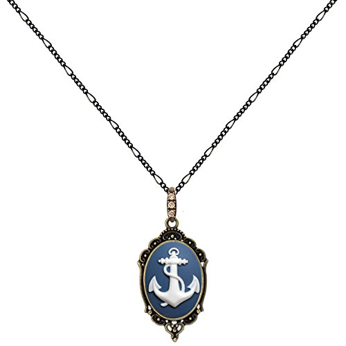 Small Anchor Pendant - 2