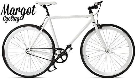 Margot Cycling Europa Bici Fixie – Fixed Bike Modelo: Swan. Talla ...