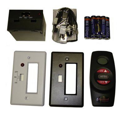 Ambient On Off Thermostat Fireplace Remote Rcst Ebay