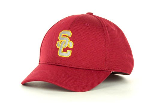 USC Trojans Cool Ever Flex Mesh Cap Legacy 91 Dri Fit L/XL Nike Jersey Cap
