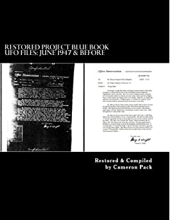 grudge blue book report 13 Project blue book was one of a series of systematic studies of unidentified flying objects (ufos) conducted by the united states air forceit started in 1952, and it was the third study of its kind (the first two were projects sign (1947) and grudge (1949)) a termination order was given for the study in december 1969, and all activity under its auspices ceased in january 1970.