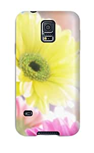 Christopher B. Kennedy's Shop New Fashion Premium Tpu Case Cover For Galaxy S5 - Flower S 1028165K73759165