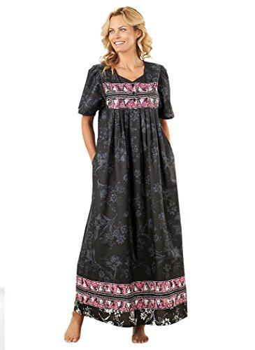 amerimark-womens-bib-yoke-lounger-md-10-12-black